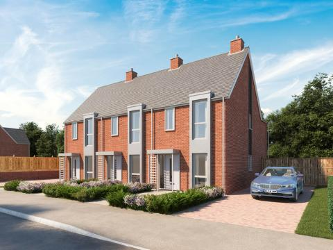 2 bedroom home at Conningbrook lakes